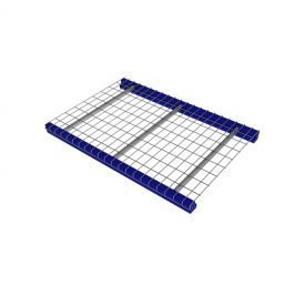 Pallet Rack Wire Decking – Wire Mesh Deck