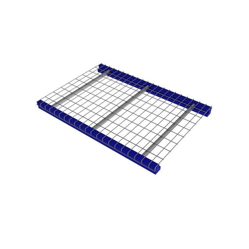 pallet rack wire decking | Speedrack West