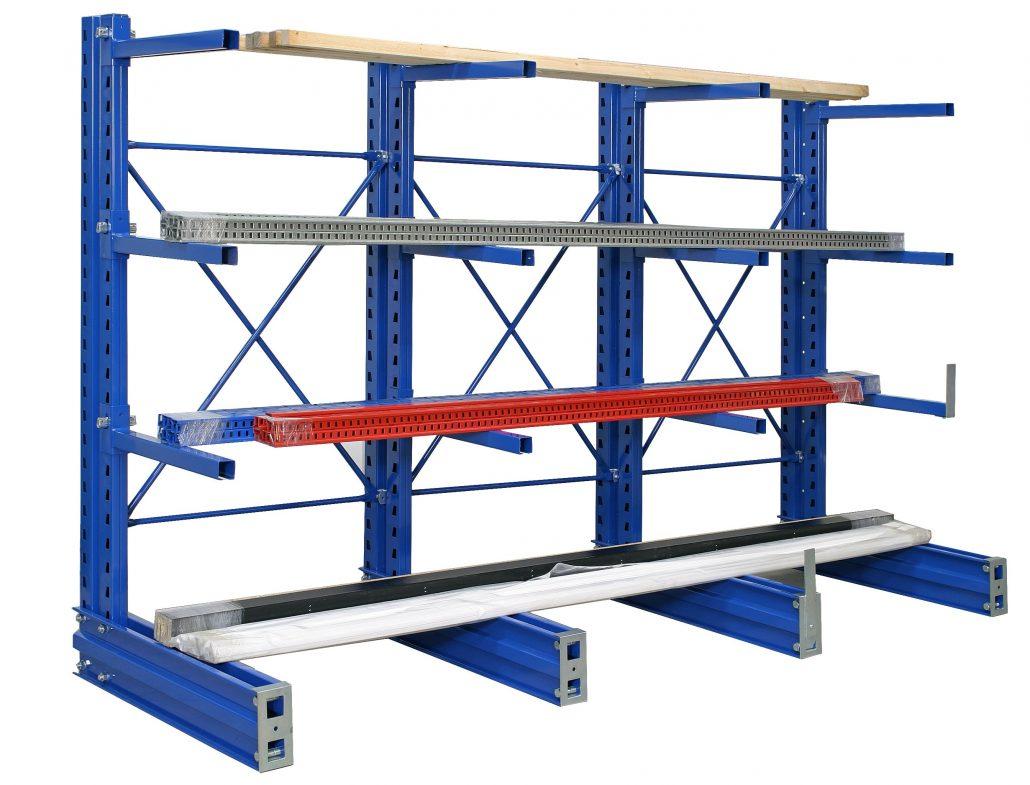 cantilever rack | Warehouse Shelving | Speedrack west