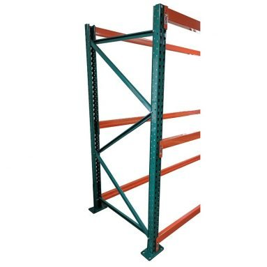 Pallet Rack Upright Frame