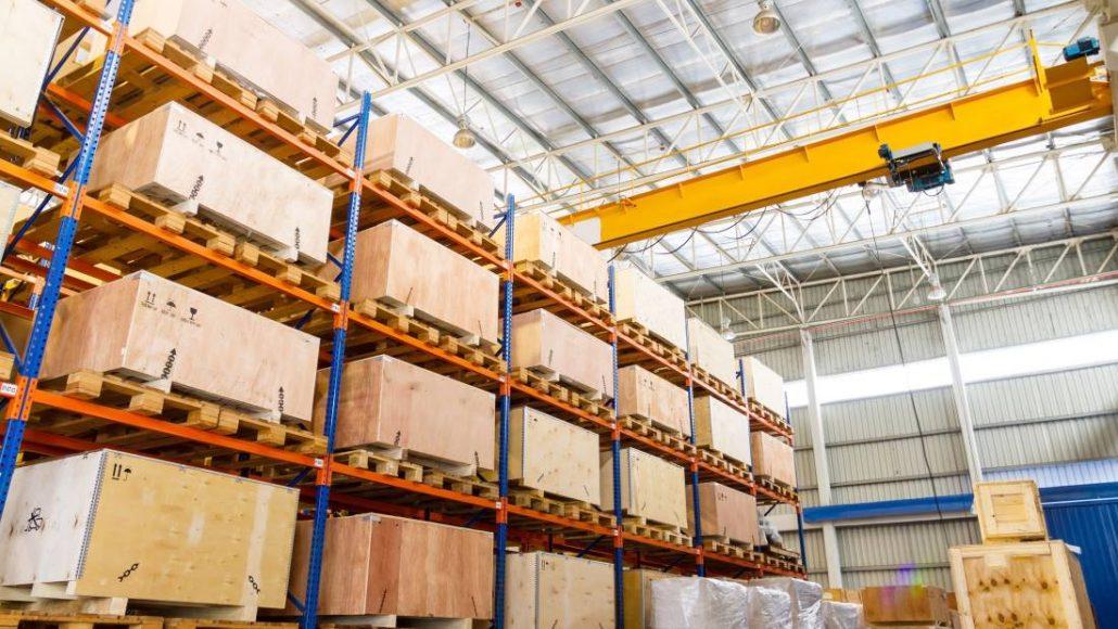 Selective Pallet Rack | Warehouse Racking | Speedrack West