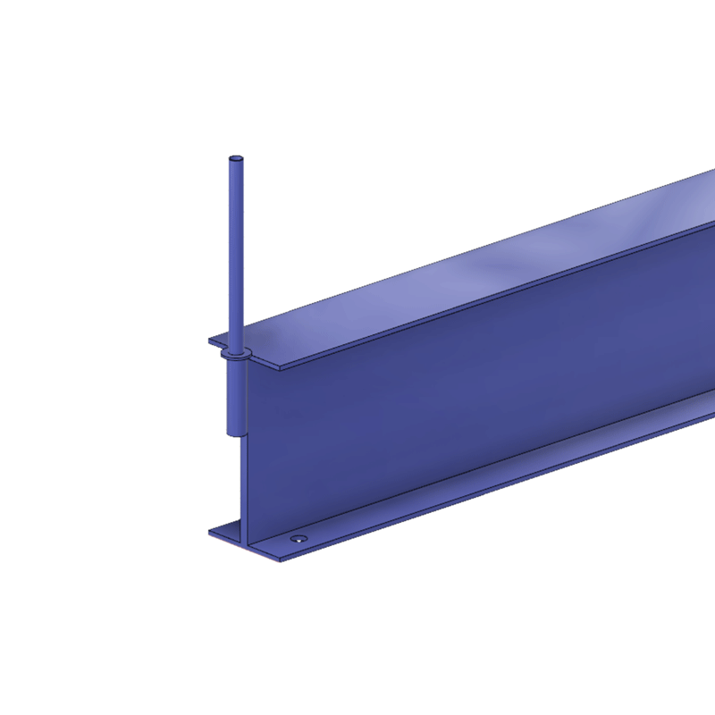 Cantilever Stop Pins