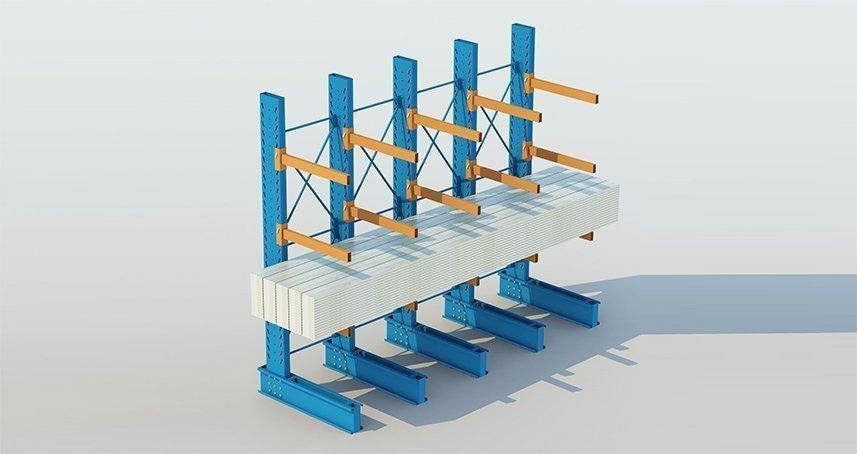 cantilever shelving | Speedrack West