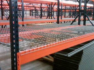Used Metal Shelving Units For Sale