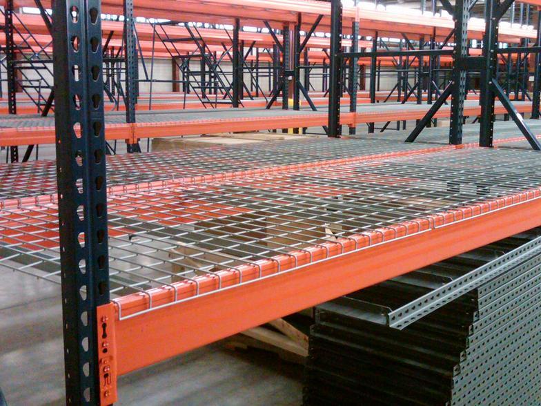 Wire Mesh Decking | Pallet Rack Decking | Speedrack West
