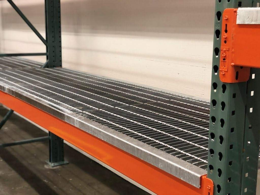 Bar Grating Pallet Rack Decking