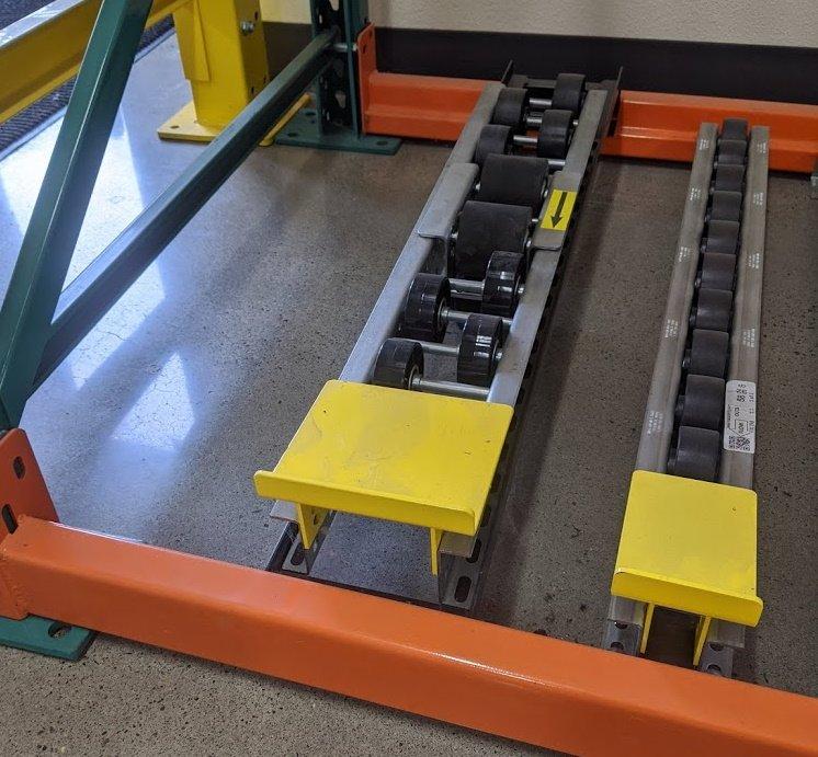 Pallet Flow Decking | Speedrack West