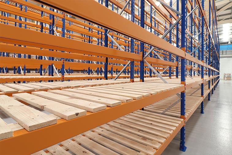 Plywood Decking | Warehouse Decking | Speedrack West