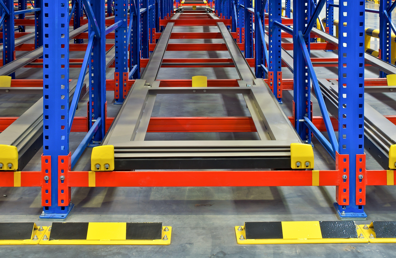 Warehouse Optimization | Speedrack West