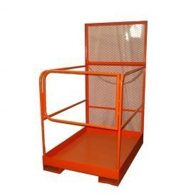 Forklift Cage Safety Work Platform