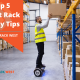 5 Pallet Rack Safety Tips