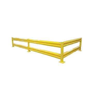 Pallet Rack Protectors and Conveyor Belt Guard Rails