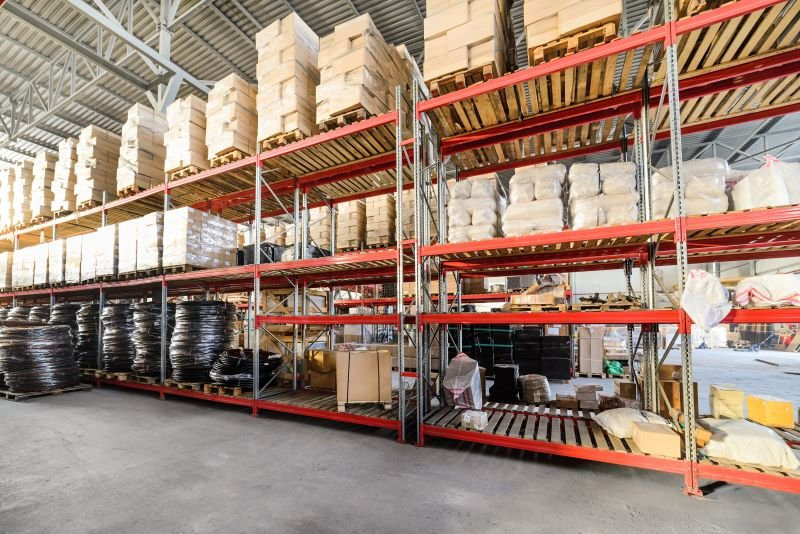 Warehouse Shelving and Racking in Eugene, Oregon | Speedrack West
