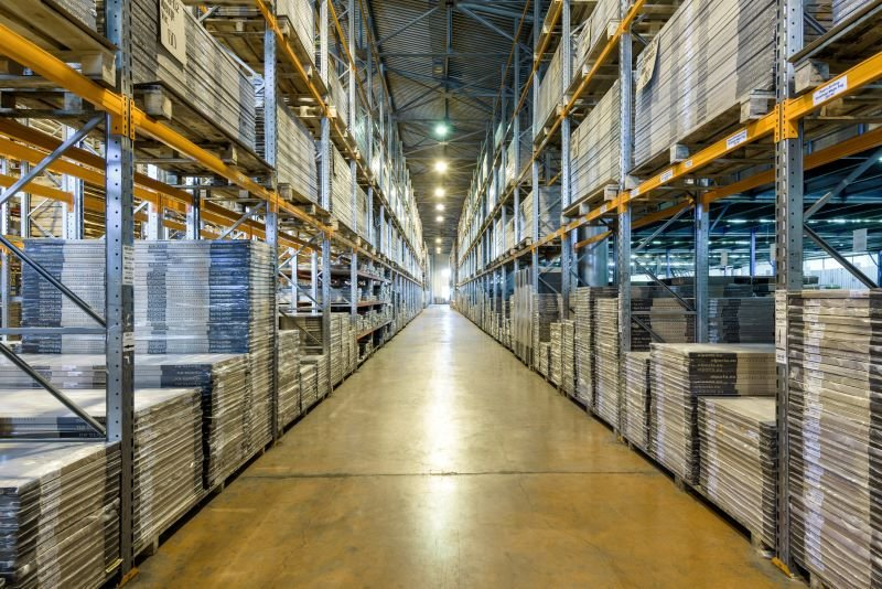 Pallet racking and shelving in Eugene, Oregon | Speedrack West