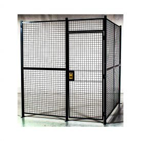 Wirecrafters 840 Wire Mesh Partition Cages