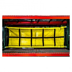 Pallet Rack Safety Net Aisle and Walkway Guard