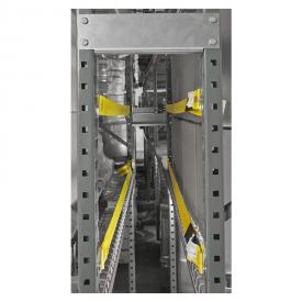 Pallet Rack Safety Strap