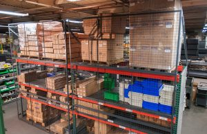 Industrial Warehouse Storage Shelves