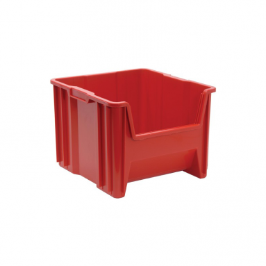 Giant Plastic Storage Stackable Bins 17x16x13