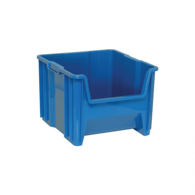 Giant stackable storage bin 700