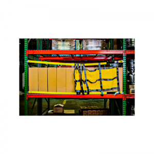 Sliding Pallet Rack Safety Nets