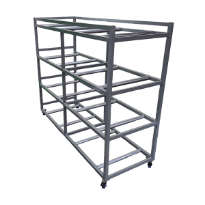 Mobile Body Storage Racks