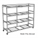 Portable Mortuary Storage Rack Image