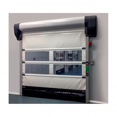 Electric Commercial Roll Up Doors
