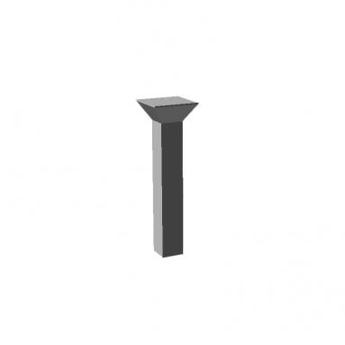 Industrial Stack Rack Posts