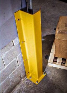 Overhead Door Track Guards – Trak Armor
