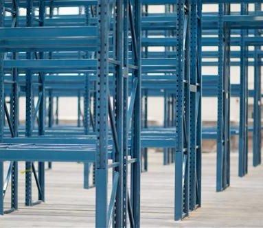 USED ARPAC MASTORAK 102″ BEAM 4500# CAPACITY/PR – BLUE – 10250