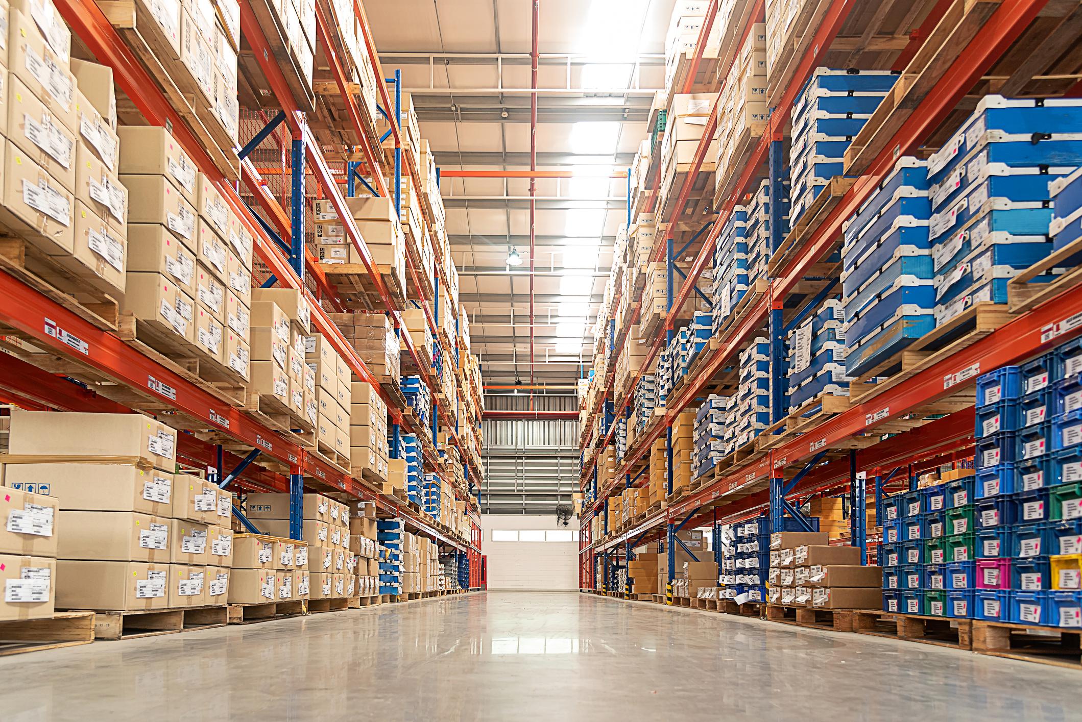 Warehouse Shelving | Warehouse Racking | Speedrack West